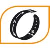 Kép 3/3 - FERPLAST Kutya Nyakörv - Daytona CSC 50/2cm láncos Fekete
