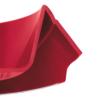 Kép 2/2 - FERPLAST Etető,-Itatótál - Műanyag Magnus 0,4l Mini