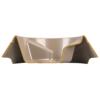 Kép 2/7 - FERPLAST Etető,-Itatótál - Műanyag Magnus Slow 1,0l M