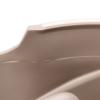Kép 3/7 - FERPLAST Etető,-Itatótál - Műanyag Magnus Slow 1,0l M