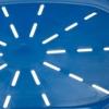 Kép 5/6 - FERPLAST Kutya Fekhely - Ágy Siesta Deluxe 02 49x36x17,5cm Kék