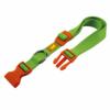 Kép 1/3 - FERPLAST Kutya Nyakörv - Club Colours C 45-70/2,5cm Zöld-Narancs