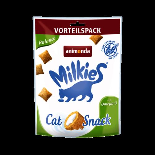 ANIMONDA Macska Jutalomfalat - Milkies Cat Scnack Balance Omega 3 30g