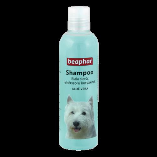 BEAPHAR Kutya Sampon - Fehér szőrre 250ml