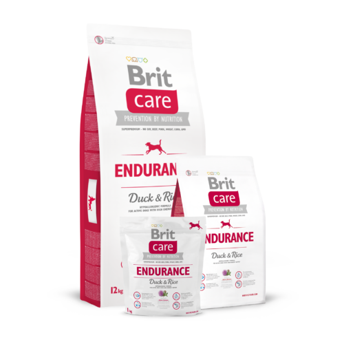 BRIT Care Kutyatáp - Adult Endurance  3kg