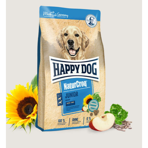 Happy Dog Kutyatáp - Natur Croq Natur-Croq Junior  4kg