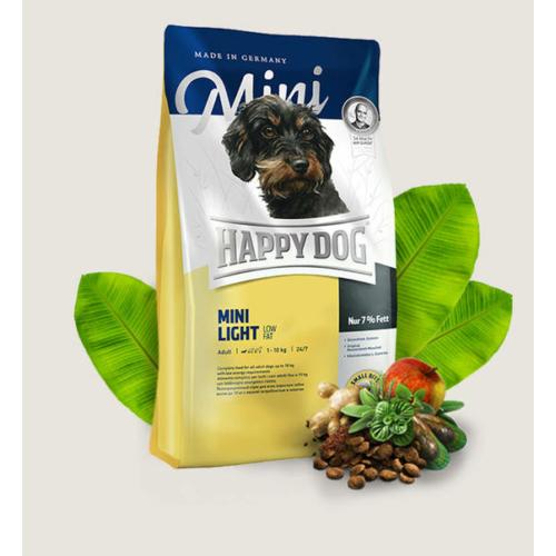 Happy Dog Kutyatáp - Supreme Mini Light Low Fat  4kg