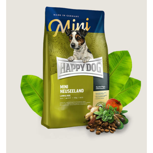 Happy Dog Kutyatáp - Supreme Sensible Mini Neuseeland   4kg