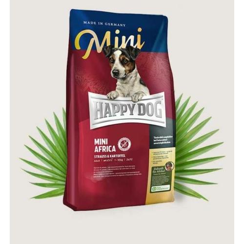 Happy Dog Kutyatáp - Supreme Sensible Mini Africa  4kg
