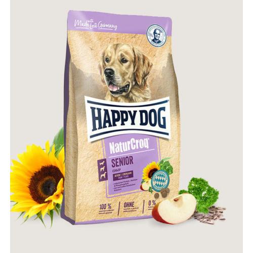 Happy Dog Kutyatáp - Natur Croq Senior  4kg