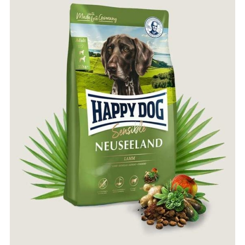 Happy Dog Kutyatáp - Supreme Sensible Neuseeland  1kg