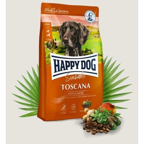 Happy Dog Kutyatáp - Supreme Sensible Toscana  4kg