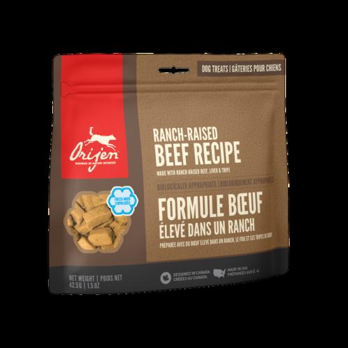 ORIJEN Kutya Jutalomfalat - Freeze Ranch-Raised Beef 42,5g