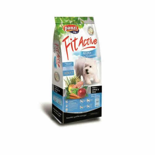 FITACTIVE Kutyatáp - Prémium Hypoallergenic Fish 15kg