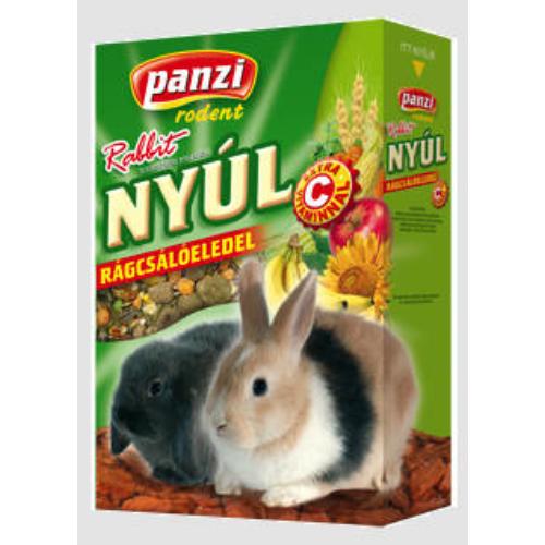 PANZI Kisállat Eledel - 1000ml Nyúl
