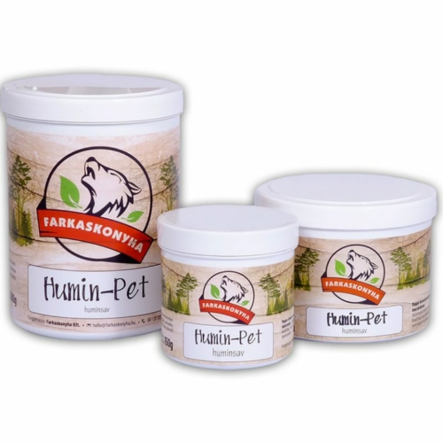 FARKASKONYHA Allergia ellen Huminsav -  Humin-Pet 300g