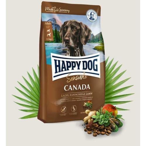 Happy Dog Kutyatáp - Supreme Sensible Canada  4kg