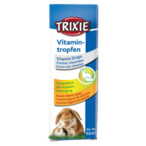 TRIXIE Kisállat Vitamin - Csepp 15ml